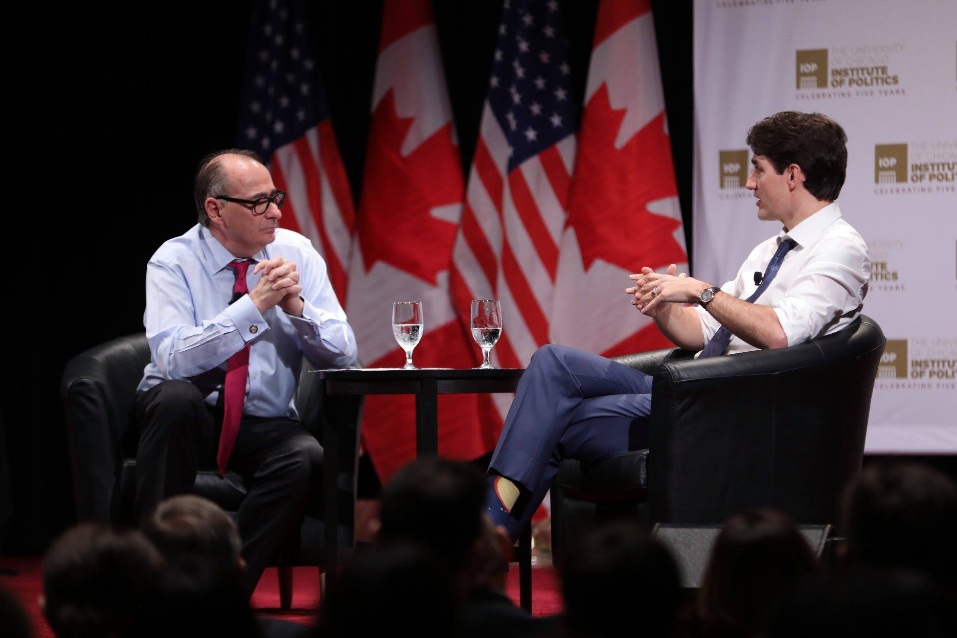 Trudeau's visit to San Francisco marked the first time in more than 70 years that a Canadian prime minister had come to the city, and his first in-person pitch to Silicon Valley. (Photo: Justin Trudeau/Facebook)