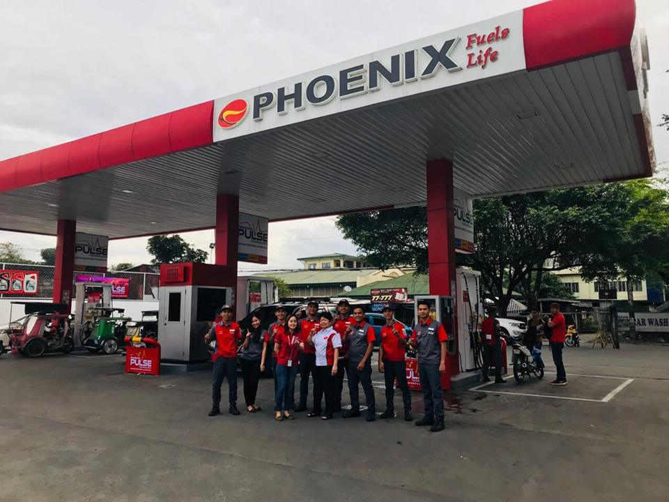 Fadullon said the company is continuously expanding its core business, which is fuel and lubricants. (Photo: Phoenix Petroleum Philippines, Inc./Facebook)