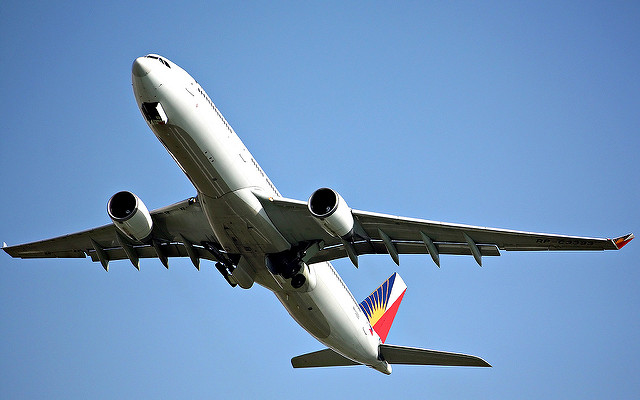 The Philippine Airlines (PAL) and Cebu Pacific (CEB) on Saturday pledged to mount special flights to Kuwait to help repatriate overseas Filipino workers (OFWs) in the Gulf state. (Photo by lkarasawa/Flickr, CC BY 2.0)