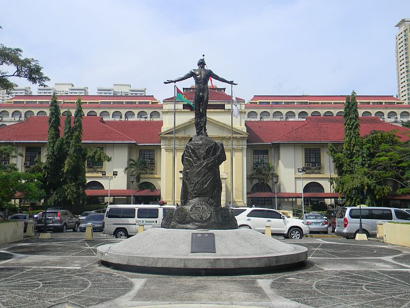 Pictured is the Philippine General Hospital. It is the national university hospital of the Philippine. It is the largest medical center and the national referral center for health in the Philippines. (Photo By Faisal Hermogeno Jackarain - Own work, CC BY-SA 3.0)