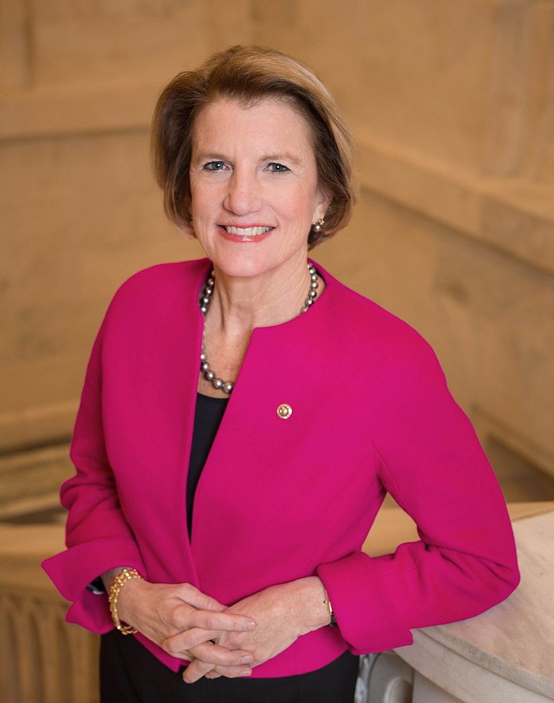 Shelley Moore Capito official portrait, 114th Congress (Photo By United States Congress - http://www.capito.senate.gov/content/about-shelley, Public Domain)