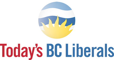 Current logo of the BC Liberal Party (Wikimedia commons, Fair use)