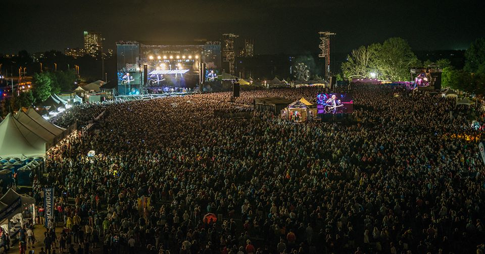 Bryan Adams, Jethro Tull, Beck and the Foo Fighters are some of the headliners signed up to perform over 10 days in July at RBC Bluesfest in Ottawa. (Photo: RBC Royal Bank Bluesfest/Facebook)