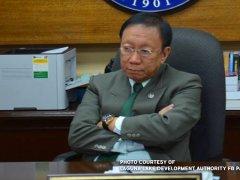 "Calida reminded Morales of ""previously ignoring"" the so-called ""Aguinaldo doctrine"" in indicting former Makati City Mayor Junjun Binay for graft three years ago.(PNA photo)"