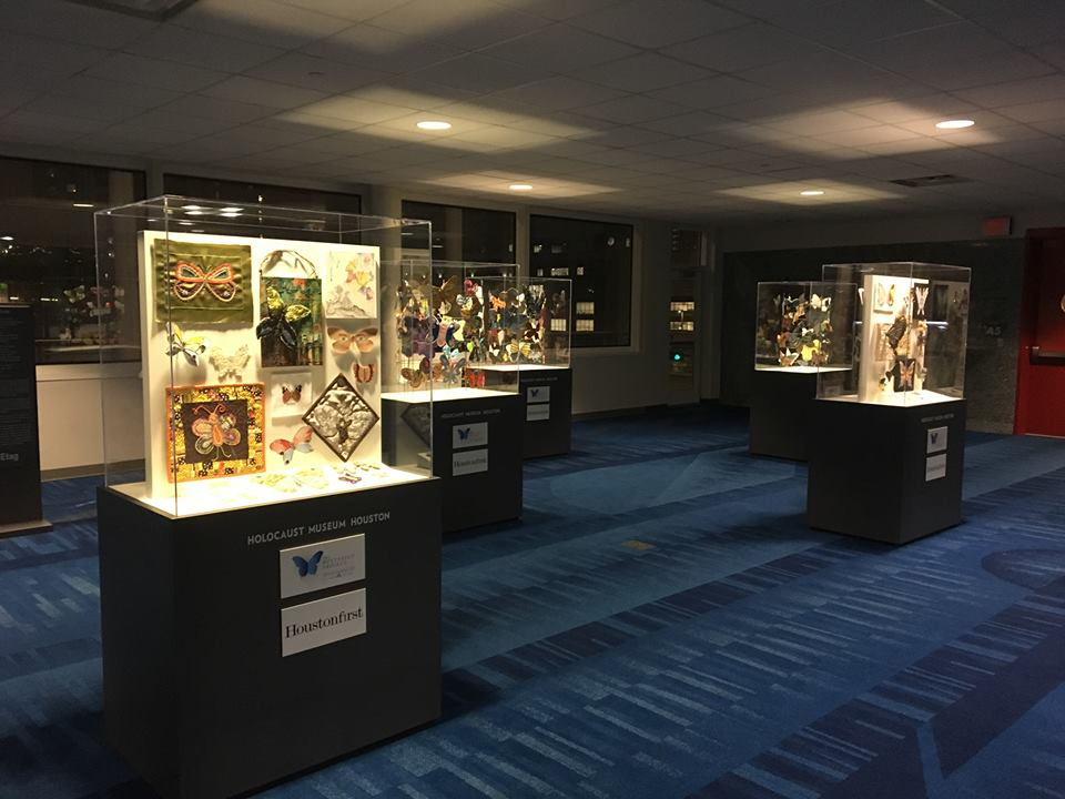 The Holocaust Museum Houston's expansion project that will double its size has begun with the relocation of two of their most valuable historical artifacts. (Photo: HOLOCAUST MUSEUM HOUSTON/Facebook)