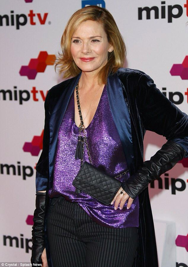 """Canadian-raised actress Kim Cattrall has a message for her """"Sex and the City"""" co-star, Sarah Jessica Parker: Spare me your sympathy. (Photo: Kim Cattrall/Facebook)"""