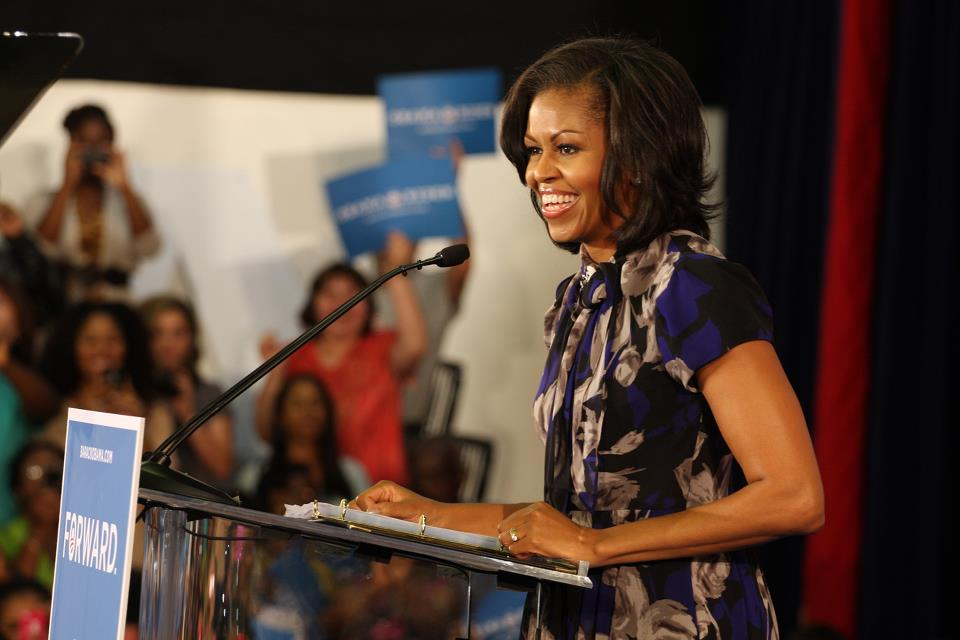 FILE: Former first lady Michelle Obama (Photo: Michelle Obama/Facebook)