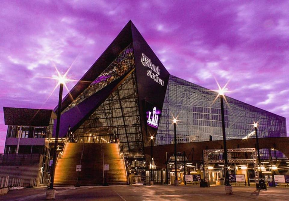 Fans attending the Super Bowl in Minneapolis will have the chance to go through security screening off-site, and out of the elements. (Photo: Minnesota Super Bowl 2018/Facebook)