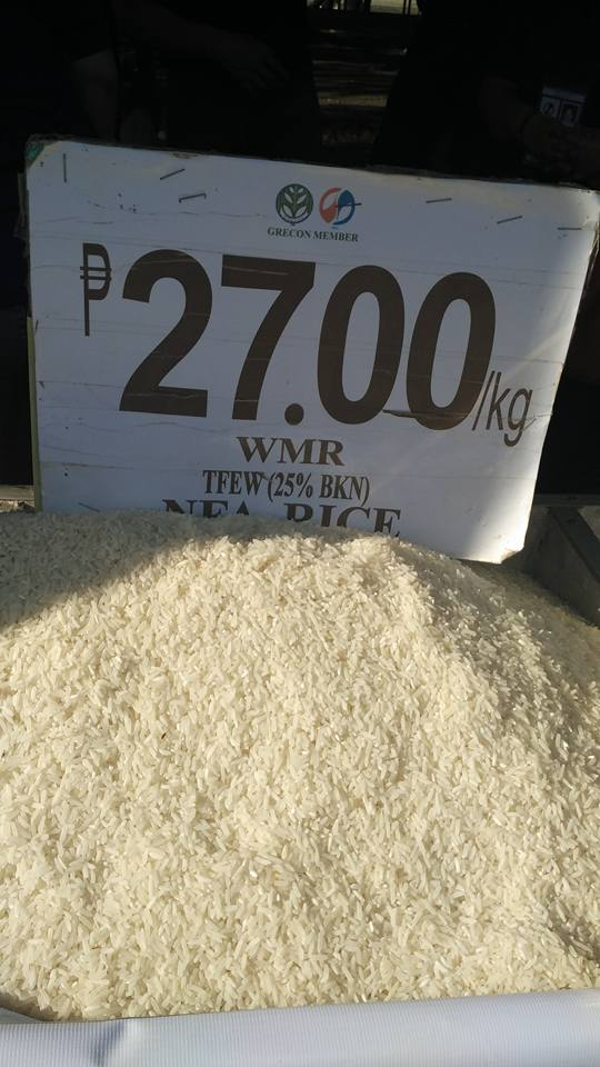 The National Food Authority (NFA) Council has approved the importation of 250,000 metric tons of rice to increase the current buffer stock, NFA Council chairman Leoncio Evasco said Monday. (Photo: National Food Authority/Facebook)
