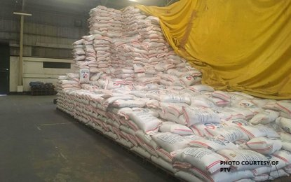 Created in 1972 as the National Grains Authority, the NFA is the government agency tasked with providing an adequate local supply of affordable rice and corn while ensuring reasonable return rates for Filipino farmers. (PNA photo)