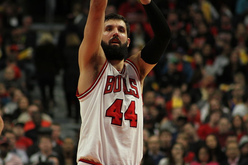 FILE: Nikola Mirotić (Photo by Rachael from Indiana - Nikola Mirotic, CC BY-SA 2.0)