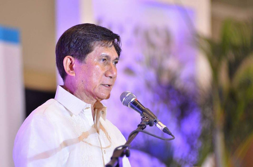 Environment and Natural Resources Secretary Roy Cimatu on Tuesday ordered the immediate shut down of 300 business establishments in the island for not complying with environmental laws. (Photo: Department of Environment and Natural Resources (DENR)/Facebook)