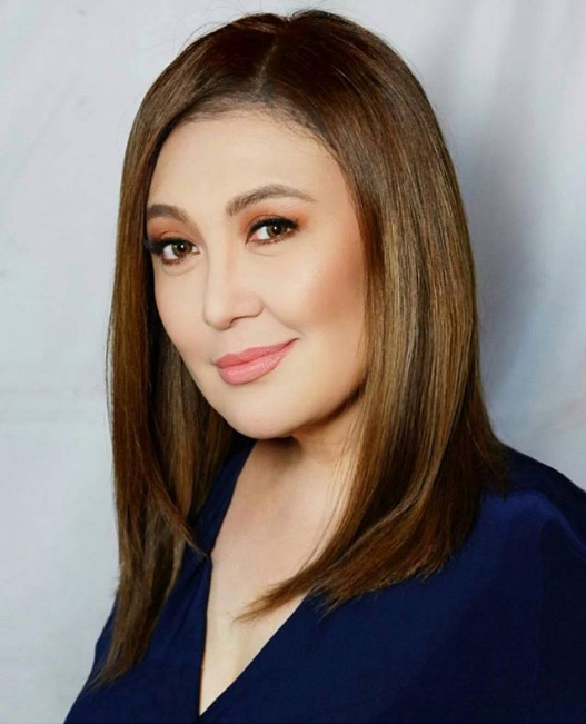 """A gushing Cuneta thanked her """"Tatay Digong"""" for the message that she will """"treasure forever."""" (Photo: reallysharoncuneta/Instagram)"""