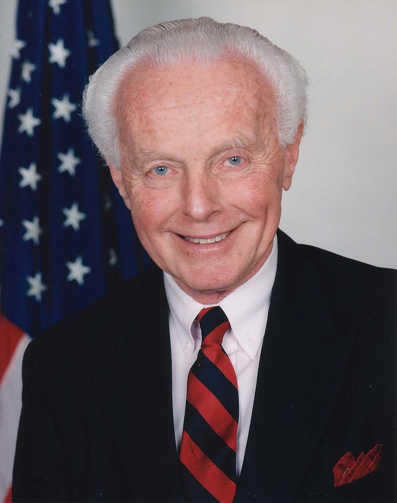 FILE: A California Democrat in office from 1981 until his death in 2008, Lantos frequently visited his homeland, often warning against anti-Semitism while also supporting Hungarian minorities in neighbouring countries. (Photo: U.S. Congress - Image, Public Domain)