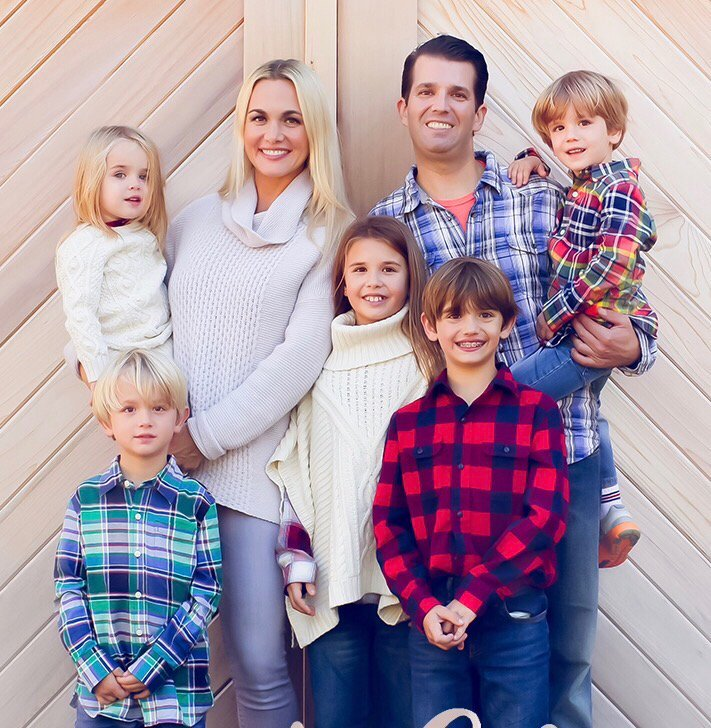 Donald Trump Jr.'s wife was taken to a New York City hospital on Monday as a precaution after she opened an envelope addressed to her husband that contained an unidentified white powder. (Photo: Vanessa Trump/Twitter)