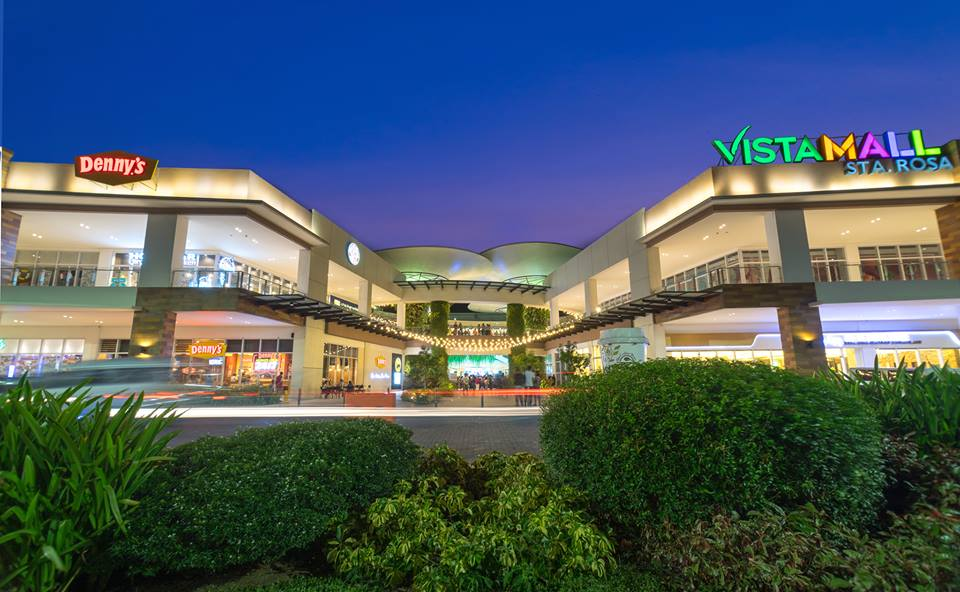 Vista Land & Lifescapes, Inc. is ramping up its expansion with a target to triple its shopping mall portfolio in the next three years, as it rides on the country's sound macroeconomic fundamentals. (Photo: Vista Land and Lifescapes, Inc. Official/Facebook)