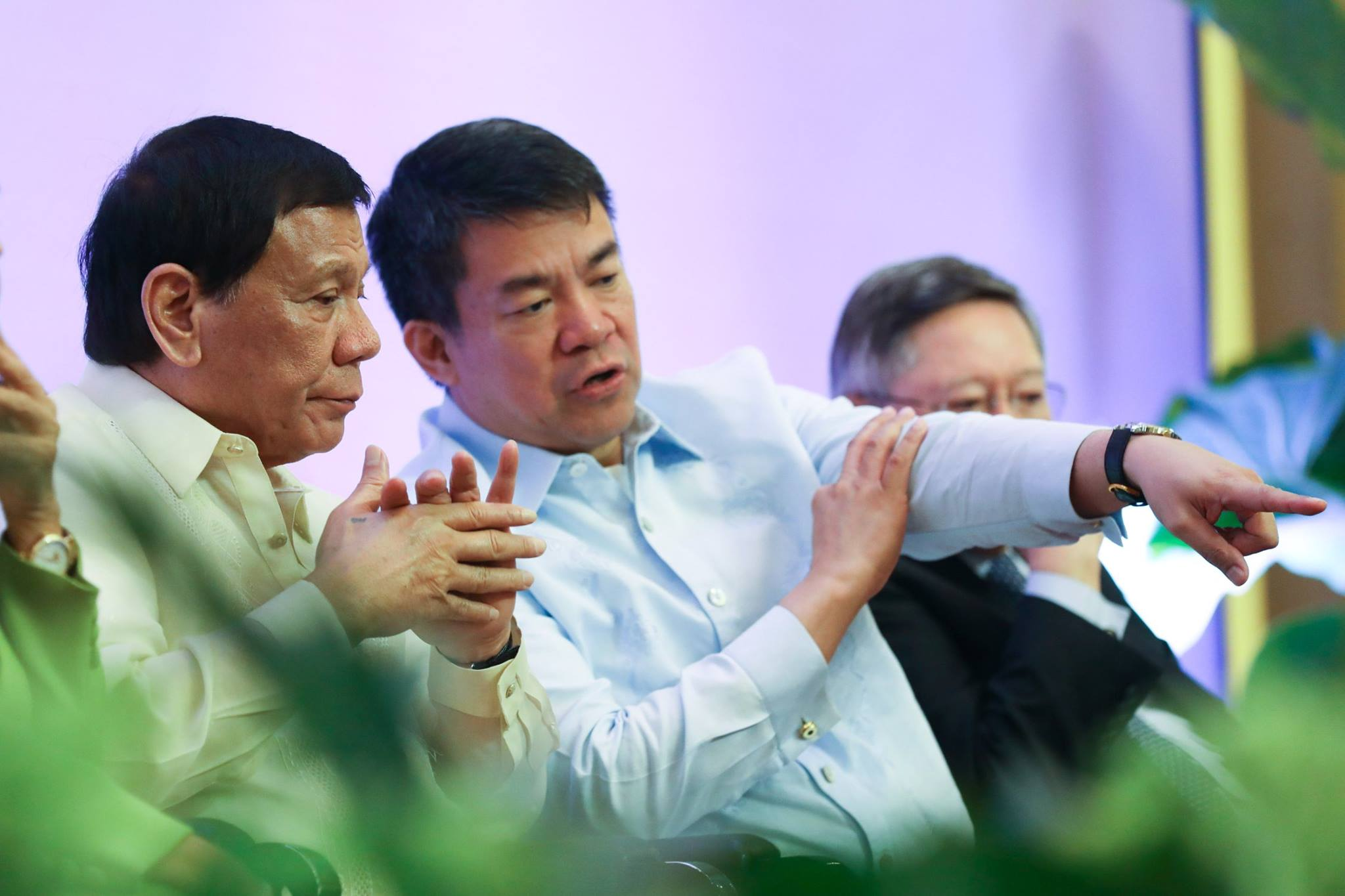 The statement of Pimentel came after Malacañang denounced the reported move of China to name at least five undersea features in the Philippine Rise. (Photo: Senate President Koko Pimentel/Facebook)