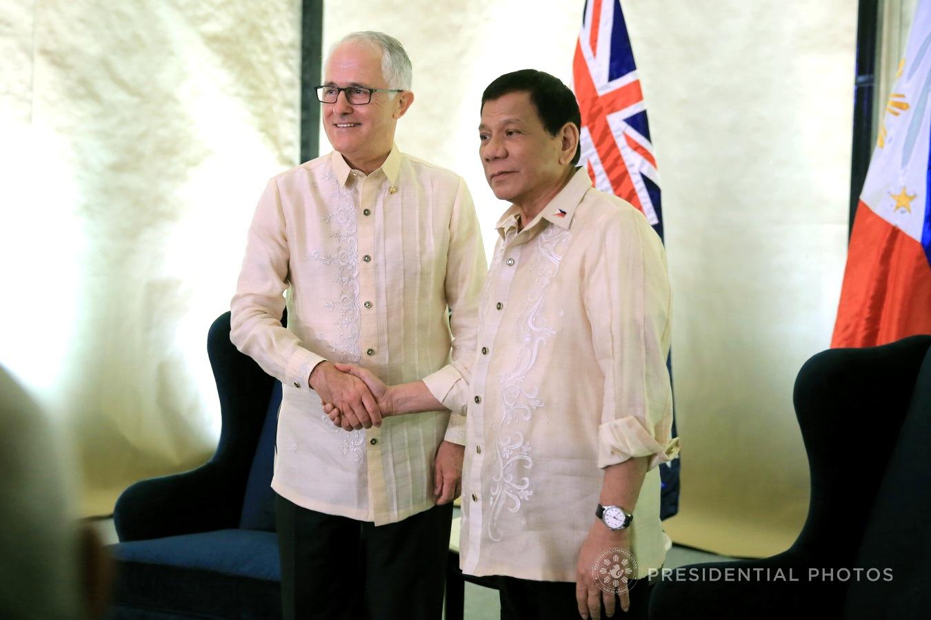 Philippines' Duterte to skip regional summit in Australia