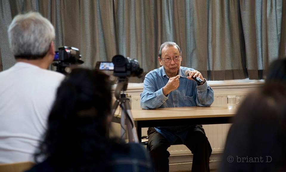"Exiled Communist Party of the Philippines founding chairman Jose Maria ""Joma"" Sison warned that rebels are willing to fight President Rodrigo Duterte with no hesitation if the administration tagged them as terrorists"