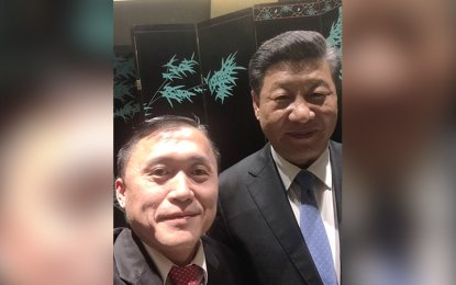 China and the Philippines discuss deeper ties at Boao