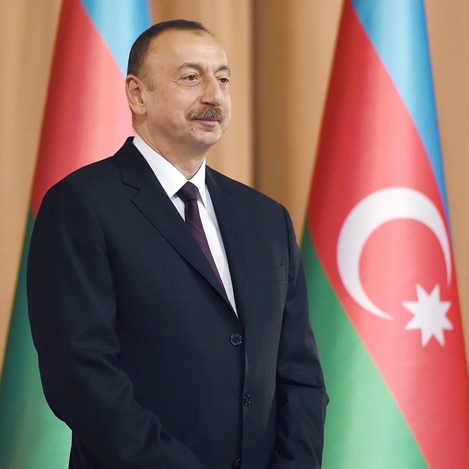 Azerbaijan's Aliyev wins new term in landslide