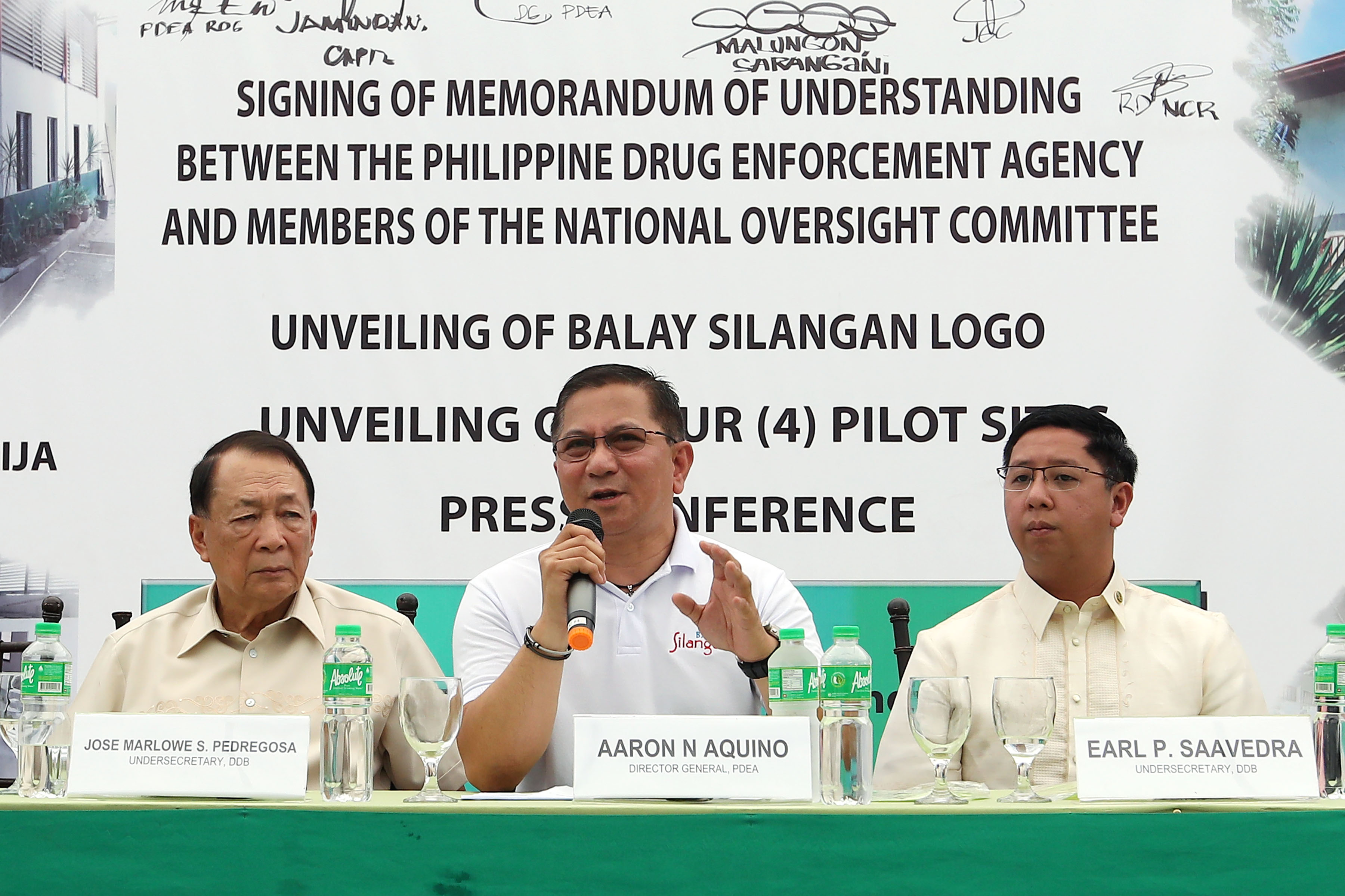 PDEA releases names of barangay officials on drug list