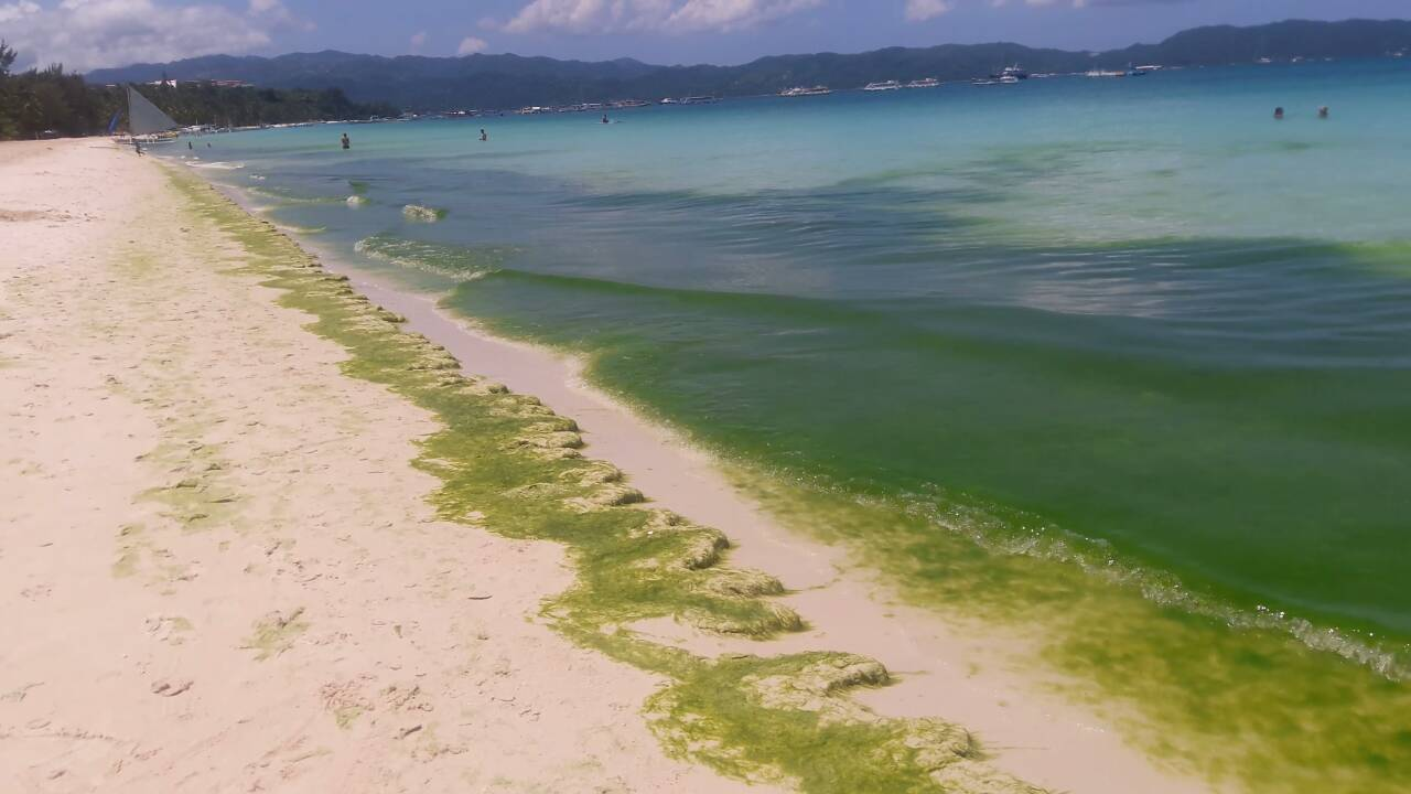 Philippines tourist island temporarily shut for sanitation work