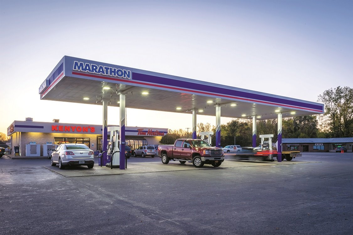 Marathon Petroleum profit jumps on higher refining margins