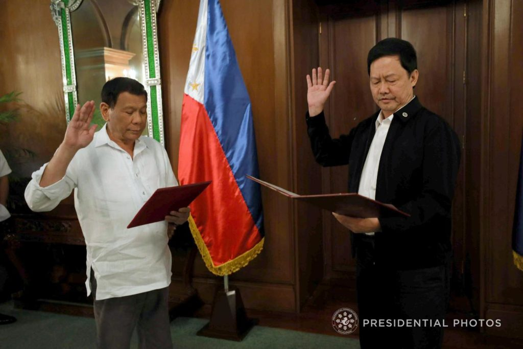 Duterte Appoints New Doj Afp Pnp Chiefs Philippine Canadian Inquirer