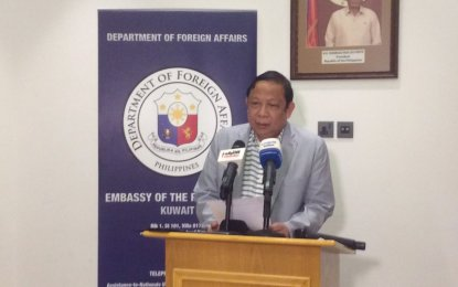 Kuwait summons Philippines envoy over offensive remarks, diplomatic violations