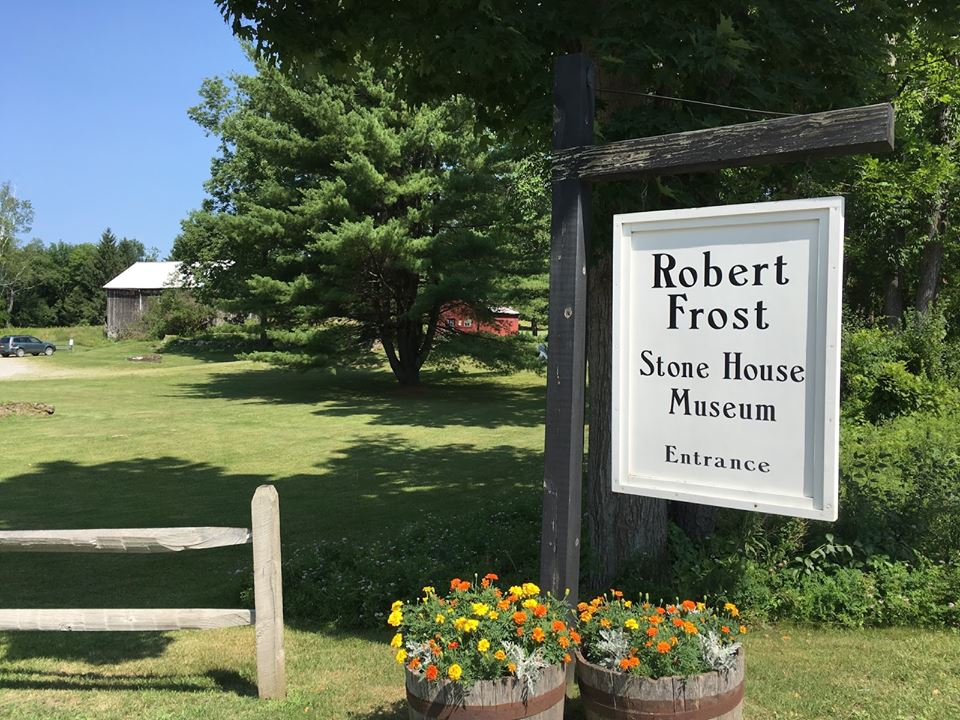 Miles to go before I sleep': Robert Frost museum reopens