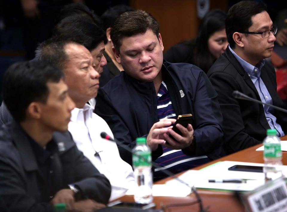 Ombudsman probes ex-Davao vice mayor Paolo Duterte