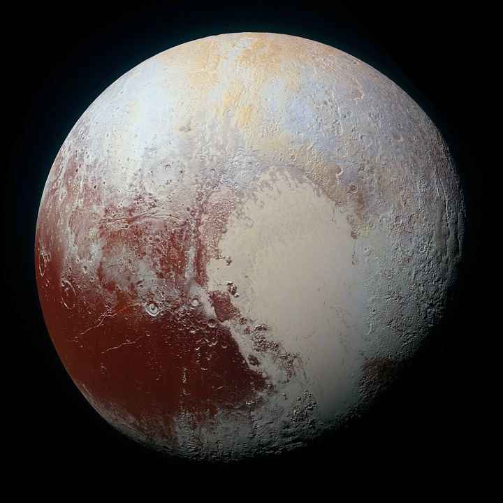 Scientists find methane ice dunes on Pluto