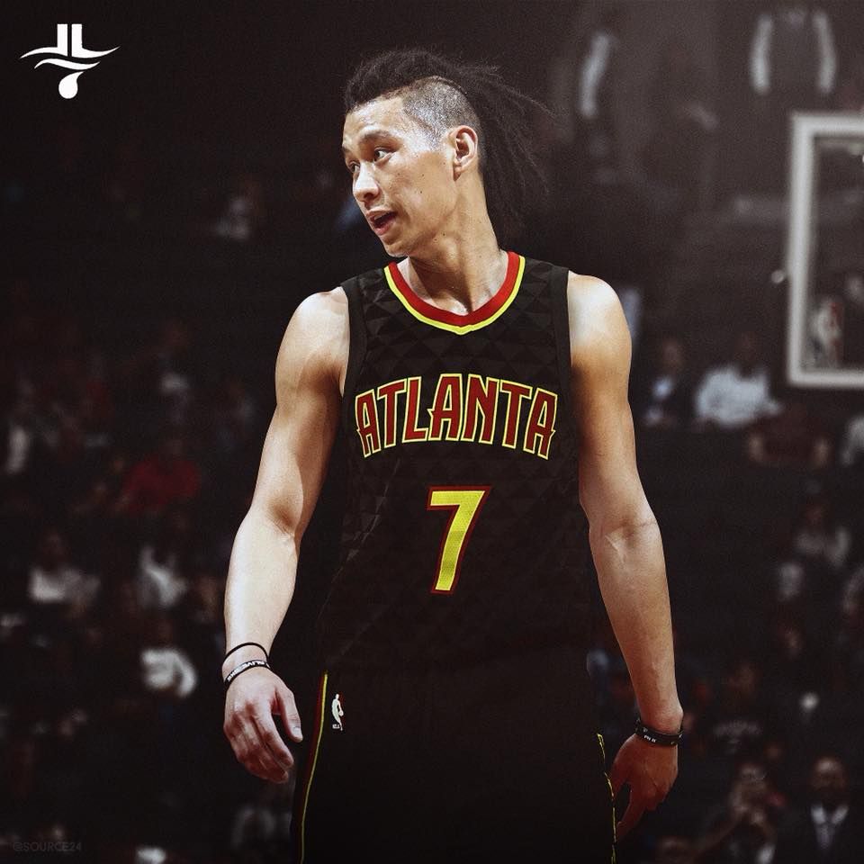 new concept 3b023 6e7fb AP source: Nets trade Jeremy Lin to Hawks | Philippine ...