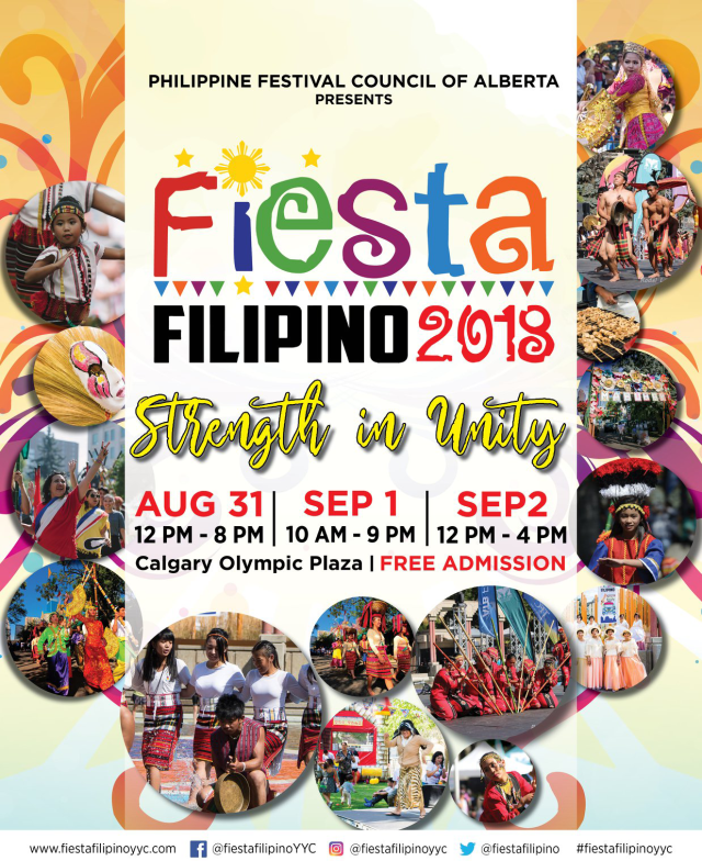 Fiesta Filipino 2018 | Philippine Canadian Inquirer