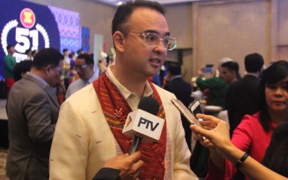 Cayetano 5 Cabinet Members Eye 2019 Polls Philippine Canadian