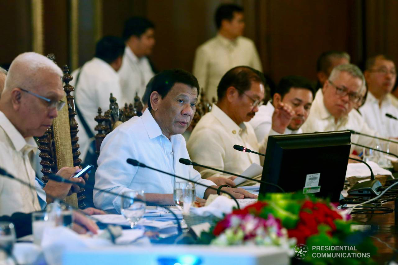 Duterte Axed All Officials Of Nayong Pilipino Palace Philippine