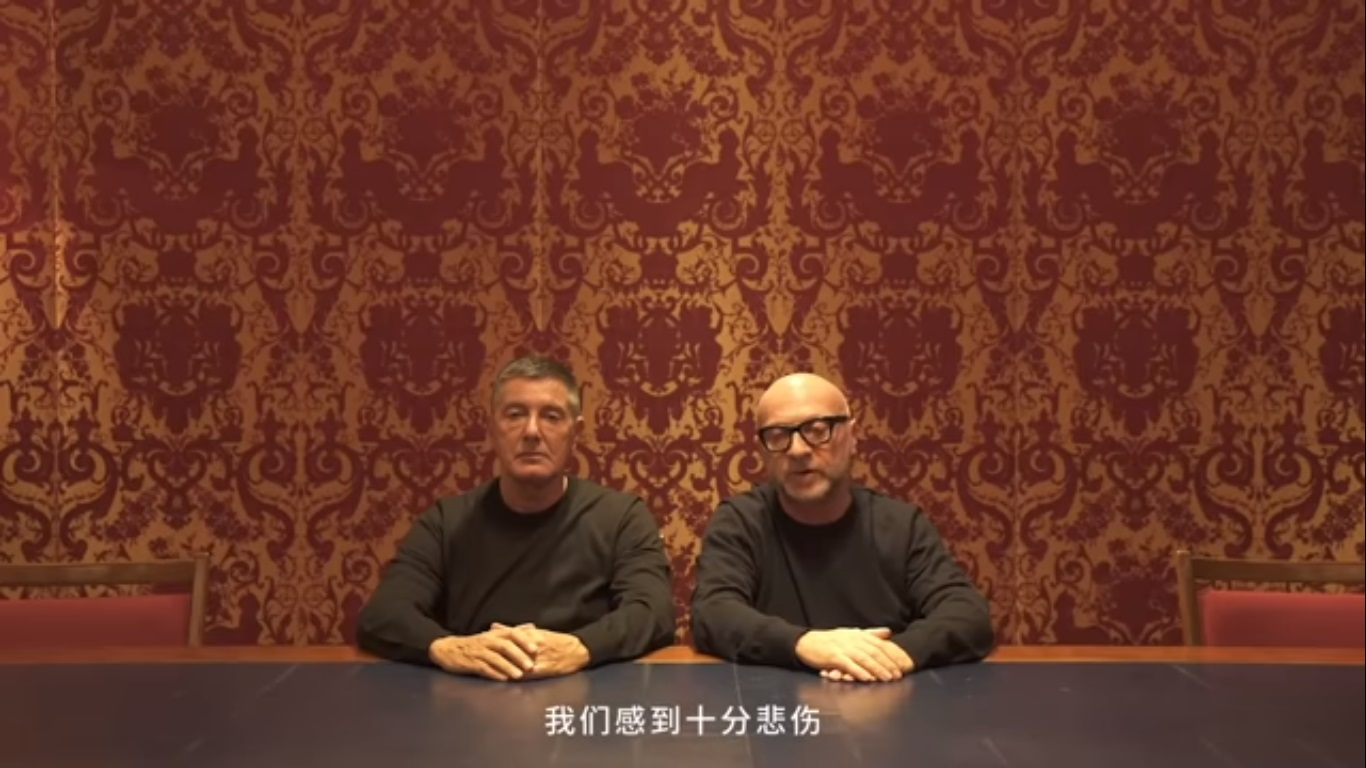 Sharp Power: China Forces Dolce & Gabbana to Apologize for 'Offensive' Ad