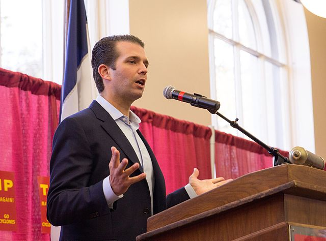Democratic Theory on Don Jr. Calls Proved Wrong