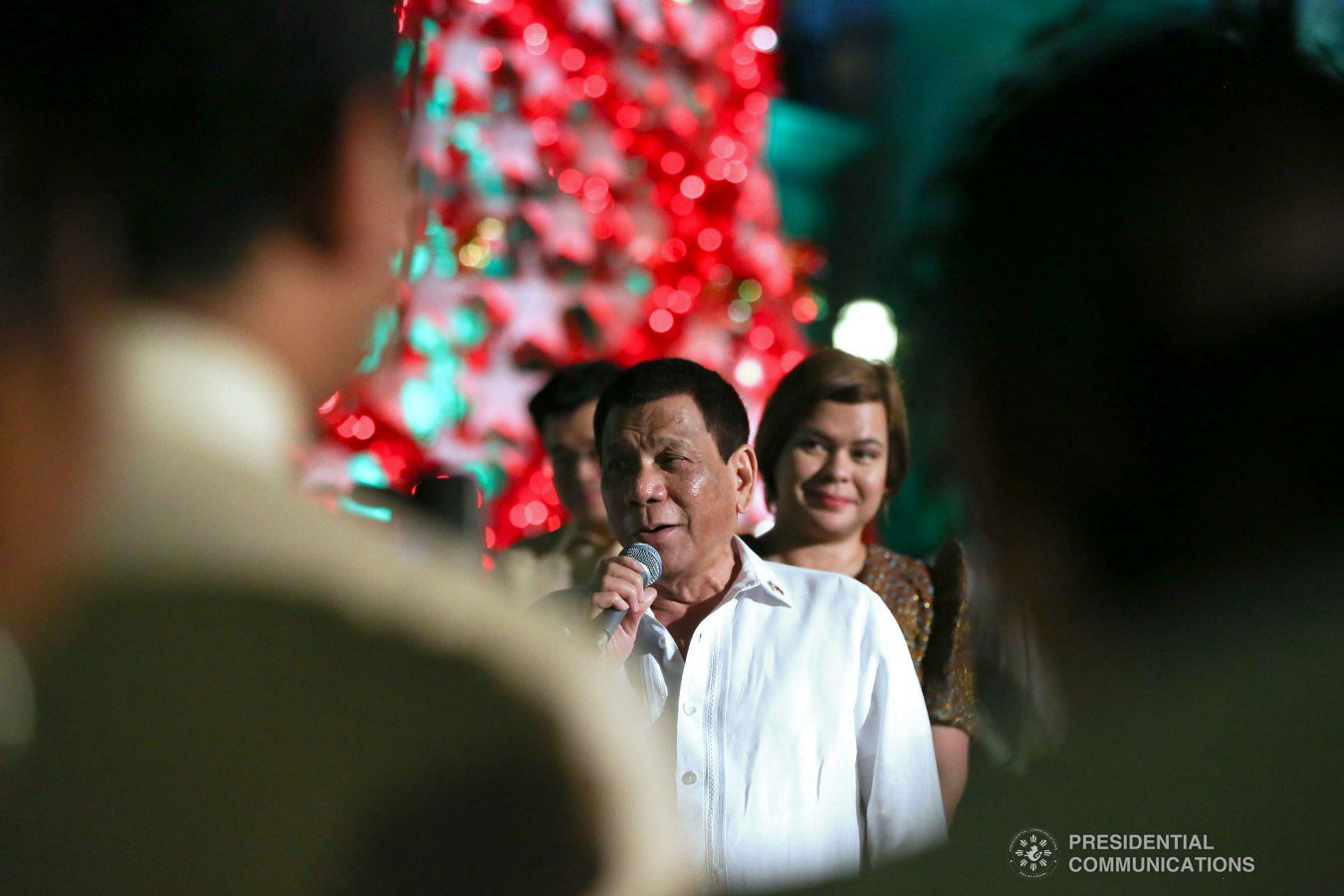 Palace on PRRD skipping Leyte event: Only human, not