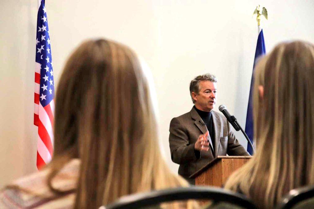 U.S. Republican Sen. Rand Paul coming to Canada for surgery