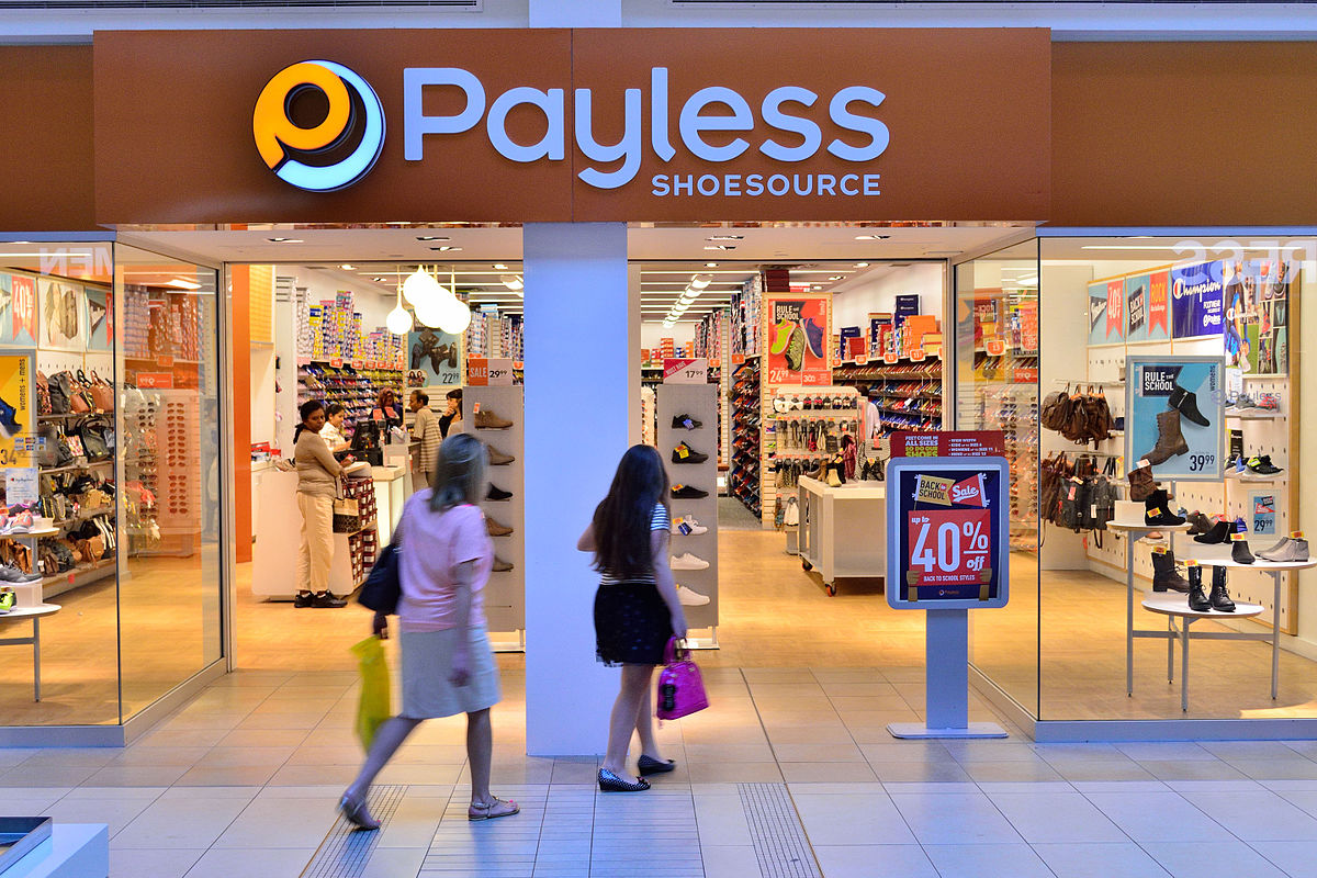 711836ca886 Payless ShoeSource to shutter all of its remaining US stores ...
