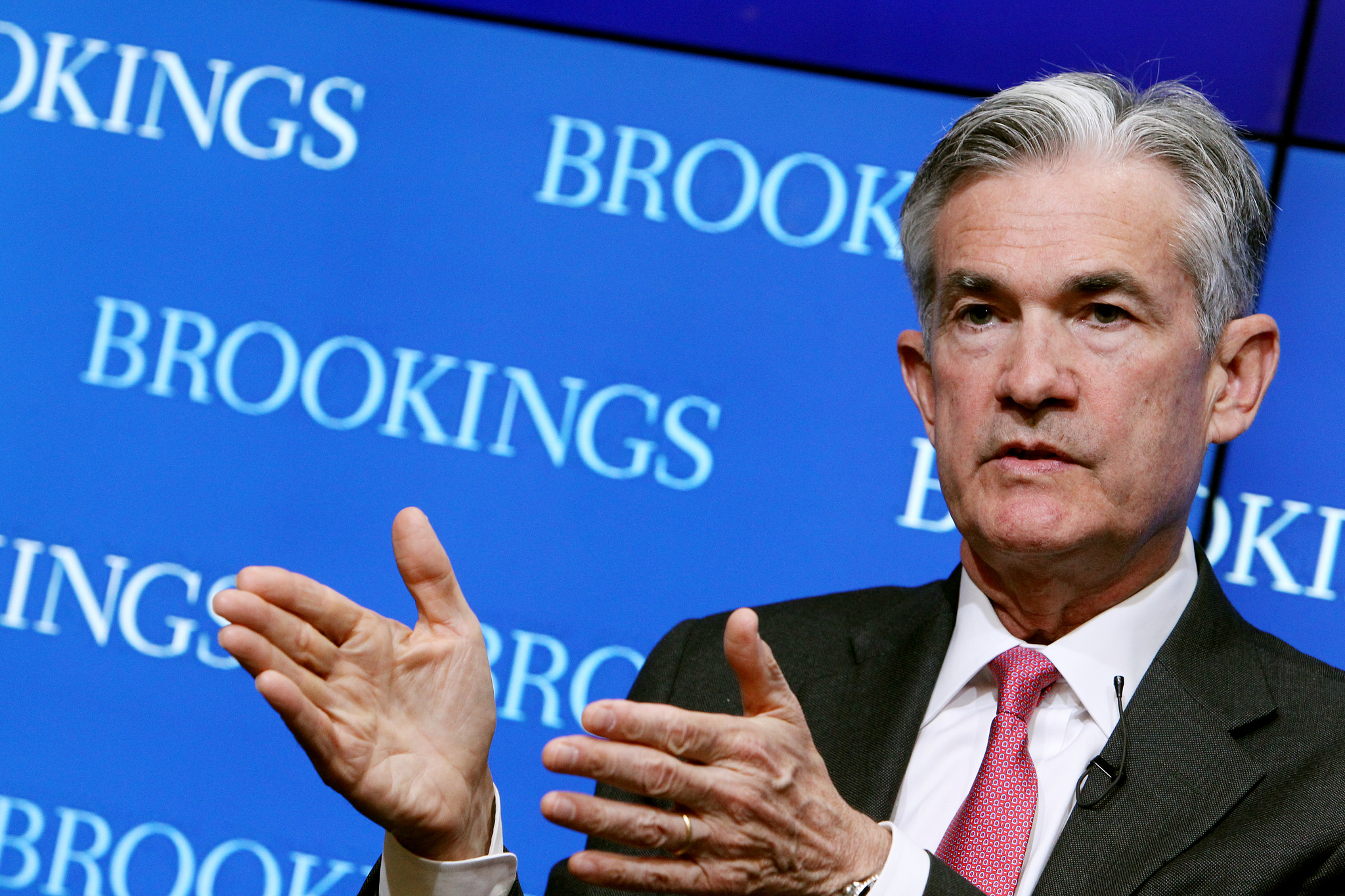 Fed to stop shrinking portfolio this year, says Jerome Powell