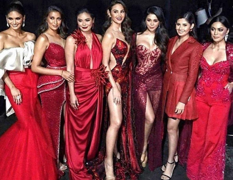 Former Miss Universe PH winners gather for Catriona's