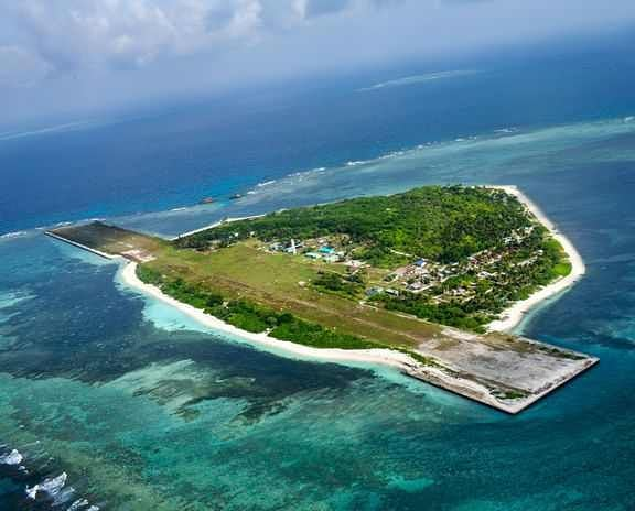 Pag-asa-Islands - Duterte threatens 'suicide mission' if Beijing oversteps in South China Sea - Asia | Middle East