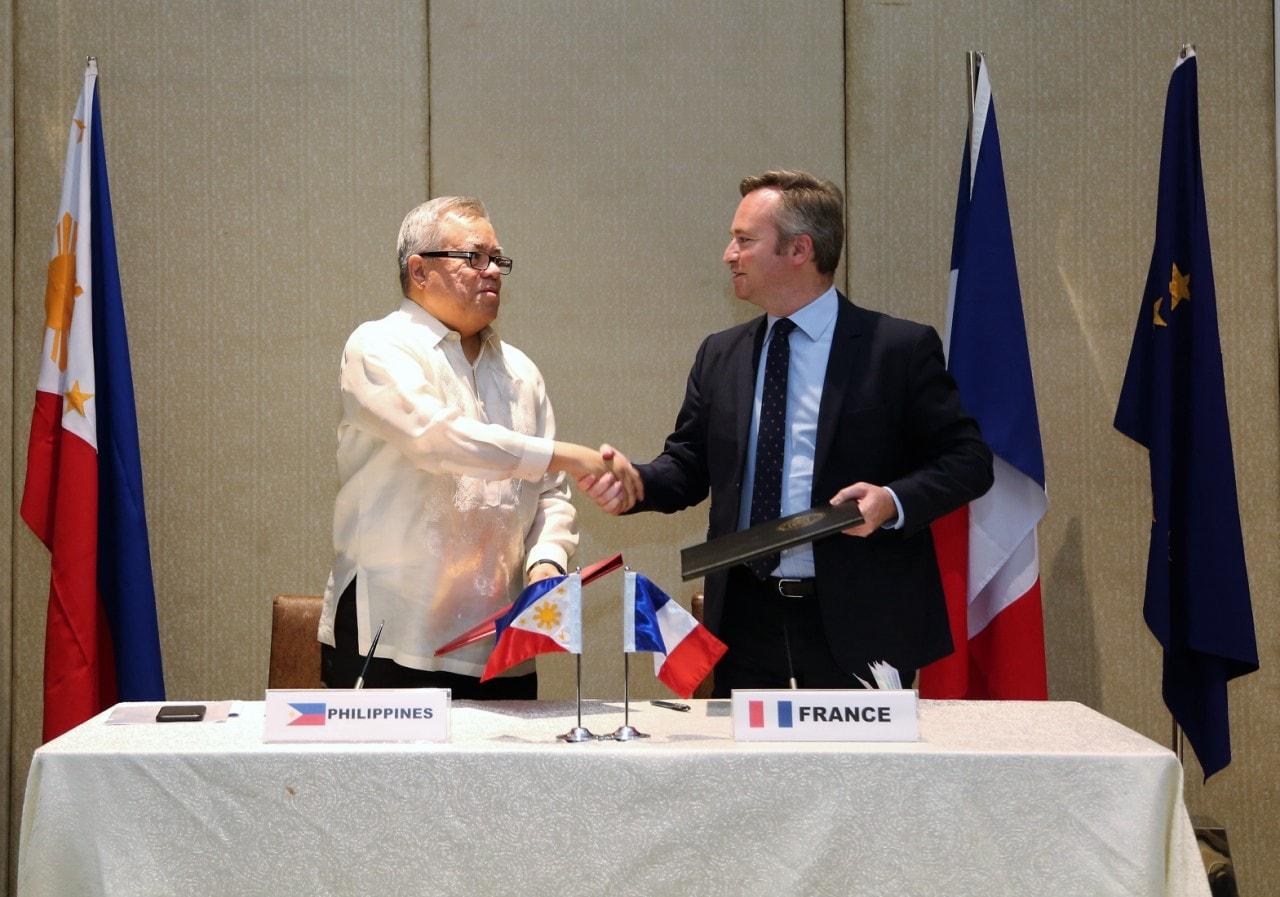 France, PH eye closer trade, dev't ties during 8th ...