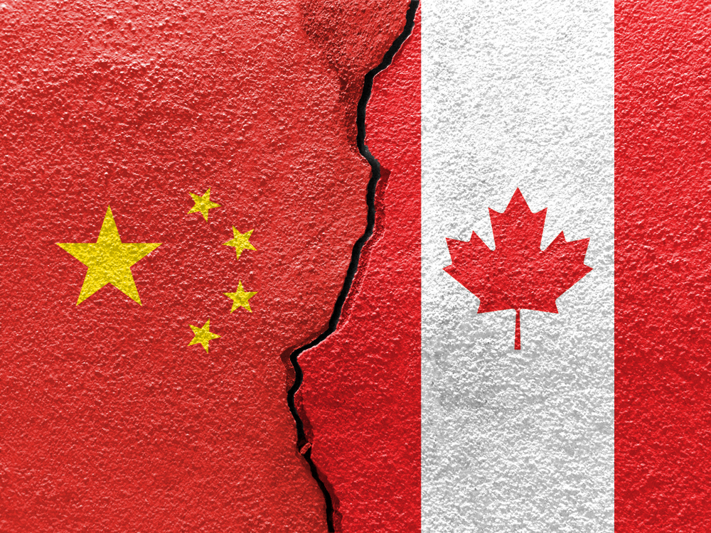 Canada intelligence committee warns of 'brazen' interference by China, Russia