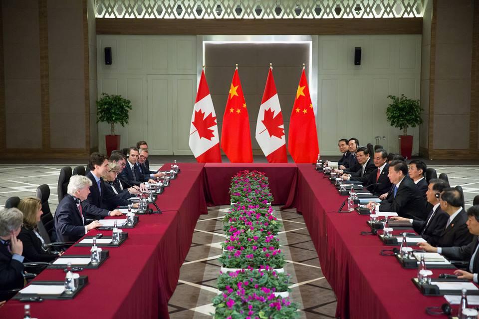 Canada nominates ambassador, looking to restart China talks