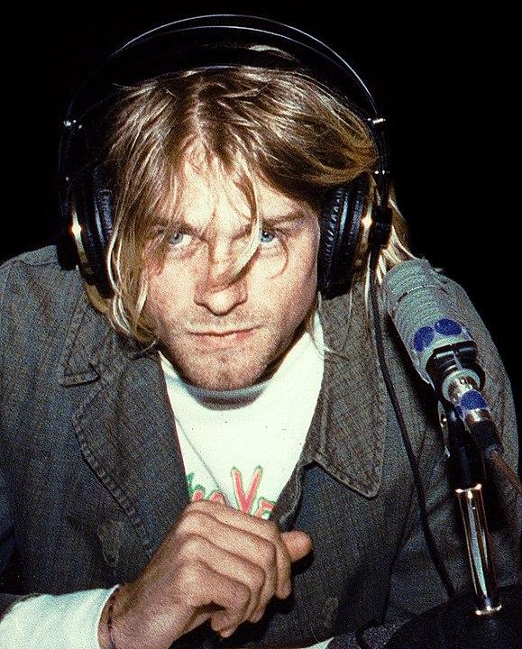Kurt Cobain's Nirvana MTV Unplugged guitar sells for record $6 million