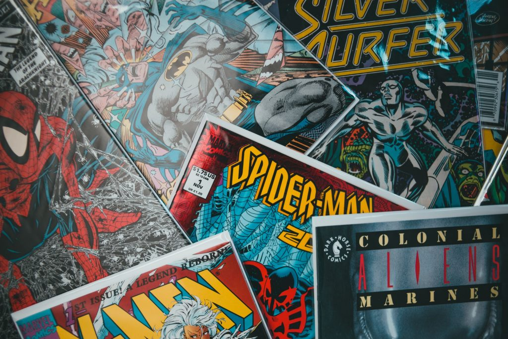 Heroes, villains … biology: 3 reasons comic books are great science teachers